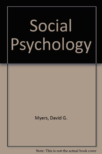 overcoming the act of passing judgment in the book psychology by david g myers All terms come from the textbook exploring psychology (9th edition) by david g myers this set is the vocabulary terms from chapter 12.