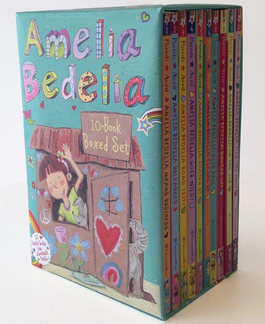 Amelia Bedelia  (10-Book Box Set) by Herman Parish, Lynne Avril, ISBN: 9780062569813