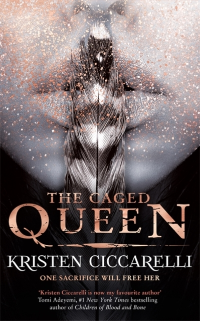 The Caged Queen: Iskari Book Two