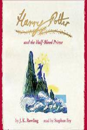 Harry Potter and the Half-Blood Prince by J.K. Rowling, ISBN: 9781408821596