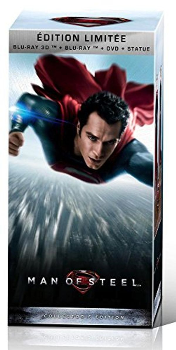 Booko: Comparing prices for Man of Steel - Coffret Collector - DVD +