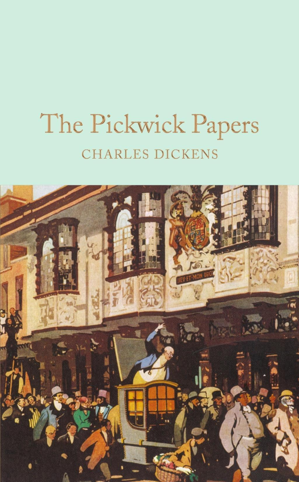 the pickwick papers Charles dickens was born in 1812—200 years ago today—and his works continue to be some of the most beloved and enduring stories in the english literary canon.