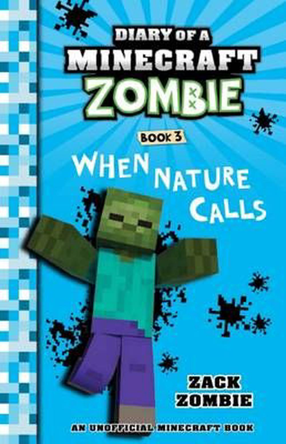 Diary of a Minecraft Zombie#3 When Nature Calls
