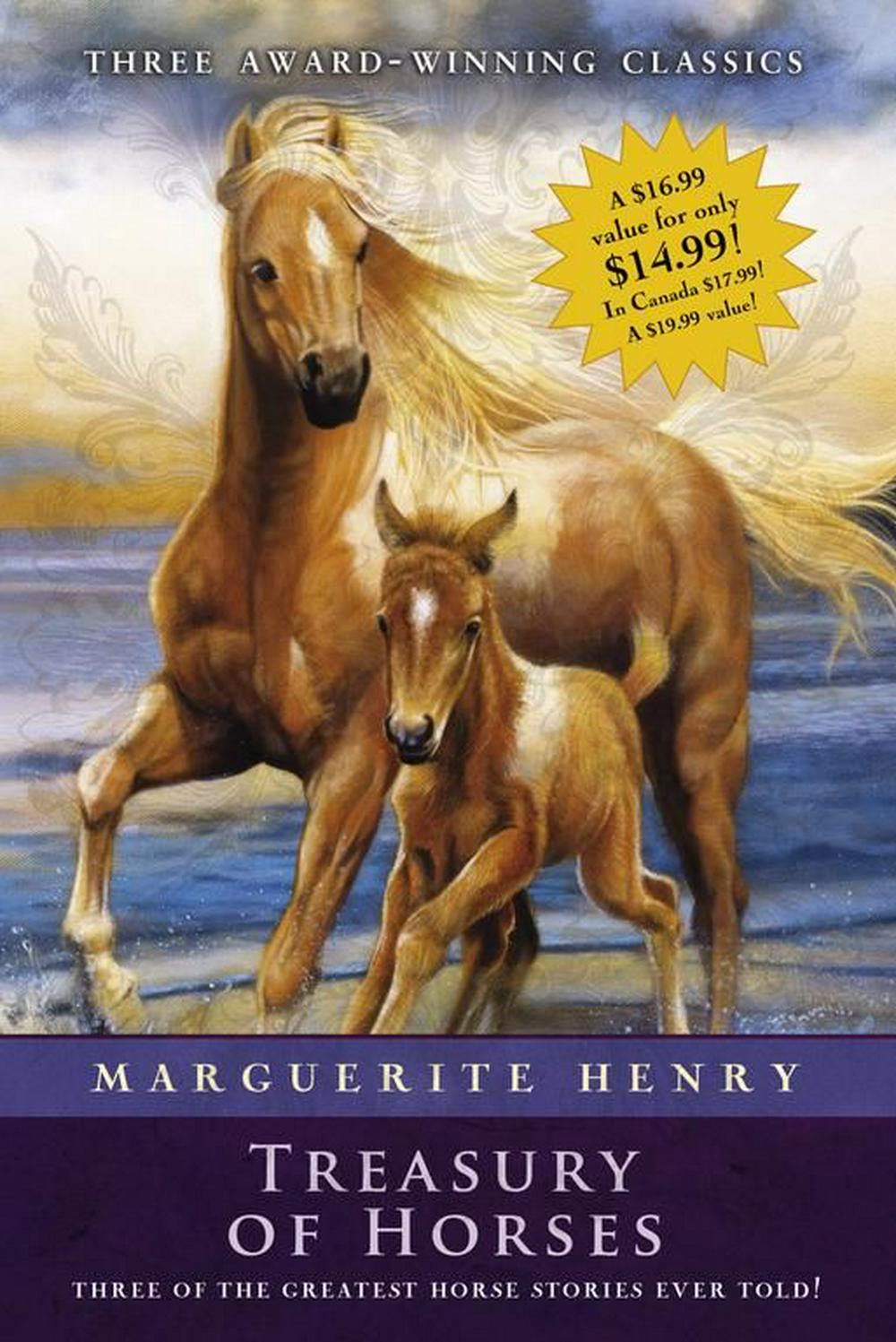 Marguerite Henry Treasury of Horses