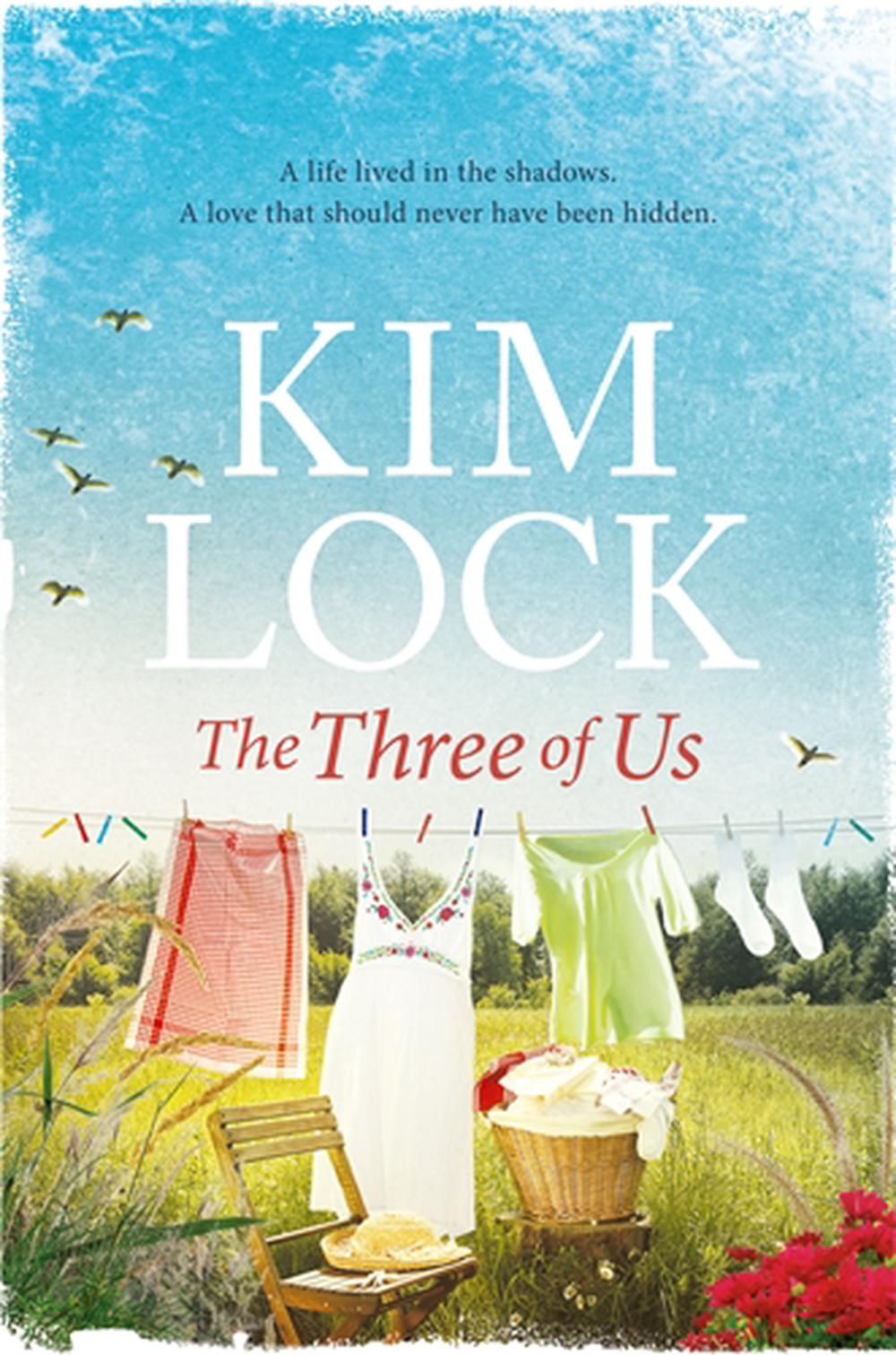 The Three of Us by Kim Lock, ISBN: 9781743538647
