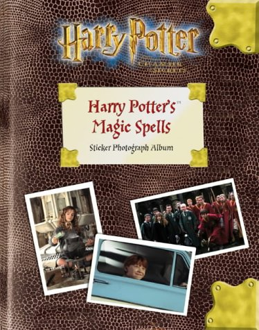 Harry Potter and the Chamber of Secrets: Harry Potter's Magic Spells Photo Album