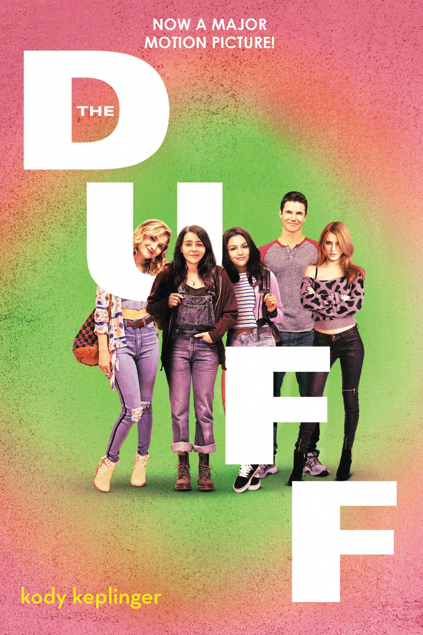 Cover Art for The DUFF, ISBN: 9780316123242