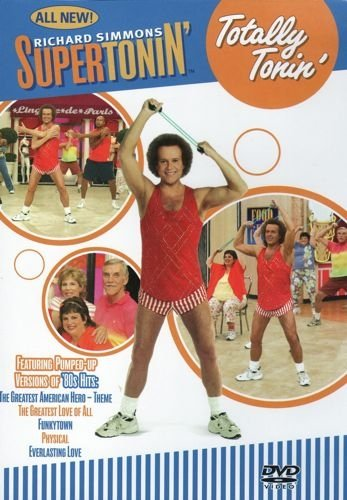 Richard Simmons Sweatin To The Oldies DVD - Region 0 Worldwide