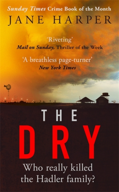 The Dry by Jane Harper, ISBN: 9780349142111