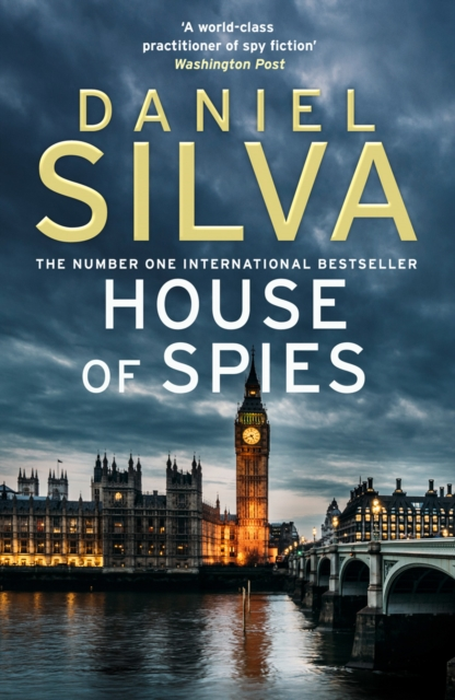 House of Spies by Daniel Silva, ISBN: 9780008104733