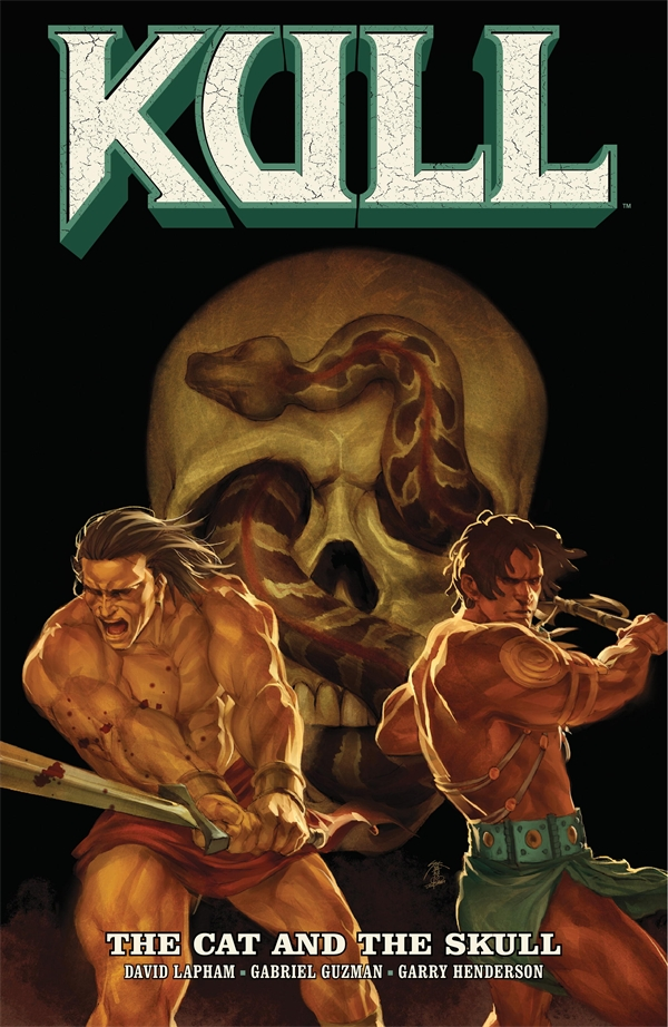 Kull Volume 3: The Cat And The Skull