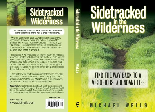 Sidetracked In The Wilderness: Find The Way Back To A Victorious, Abundant Life