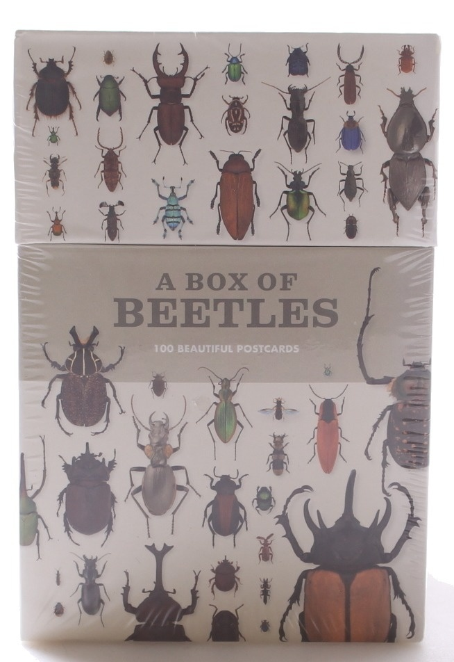 A Box of Beetles: 100 Postcards of the Most Striking Breeds by Patrice Bouchard, ISBN: 9781782402381