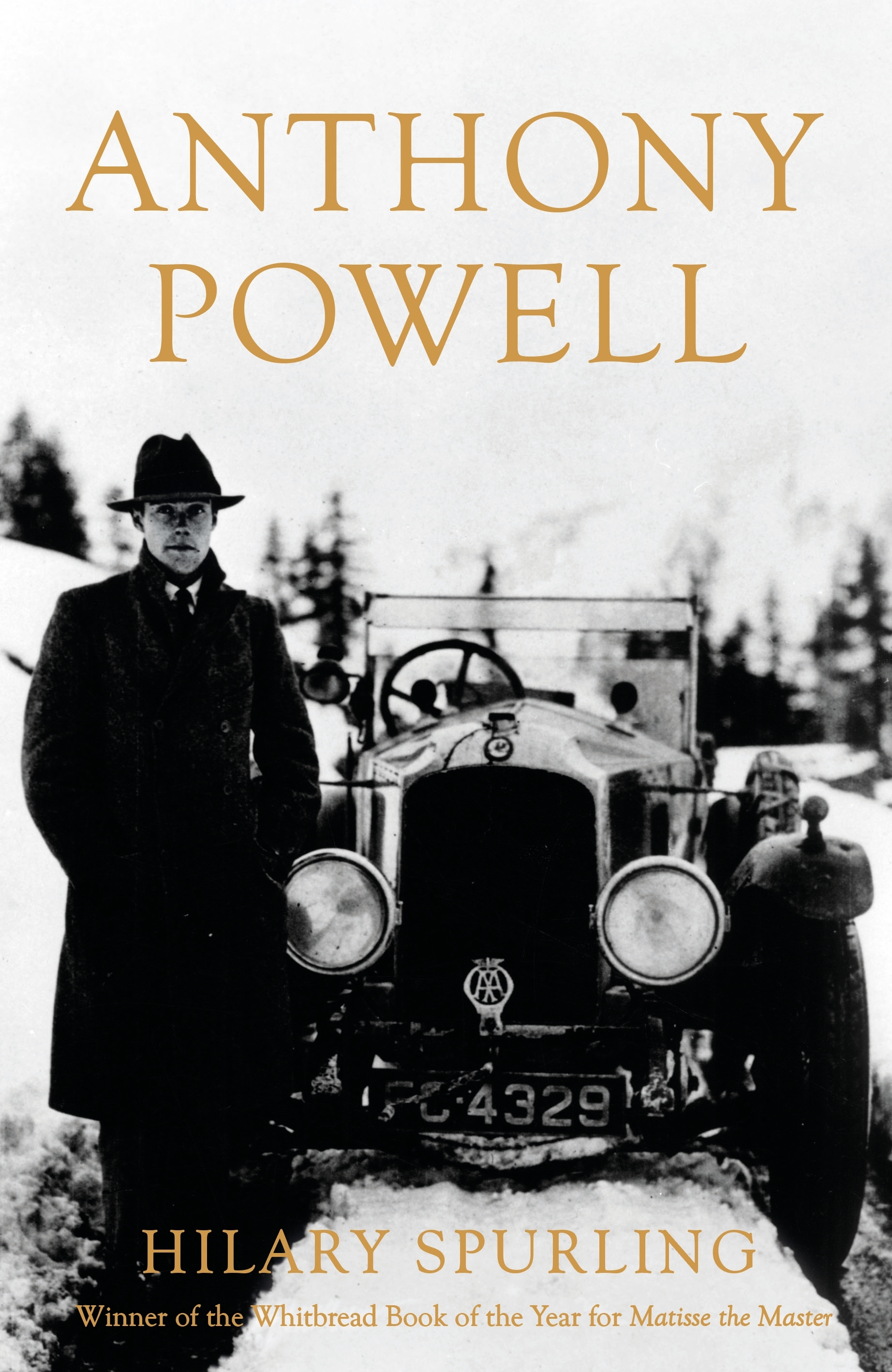 Anthony Powell: A Life by Hilary Spurling, ISBN: 9780241143834