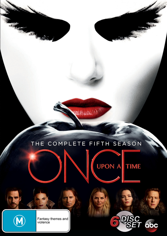 Once Upon A TimeSeason 5