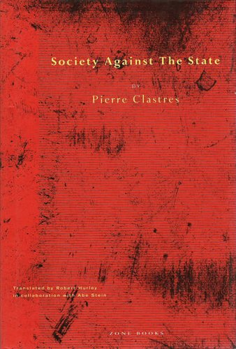 against anthropology essay in political society state