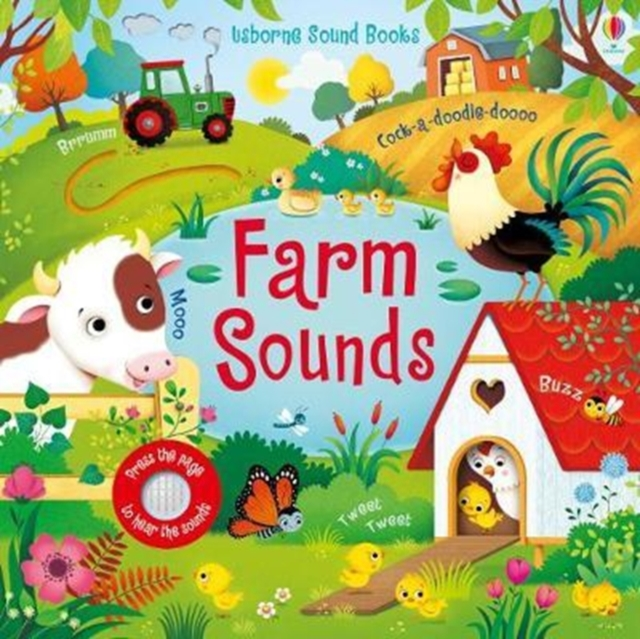 Farm SoundsNoisy Books