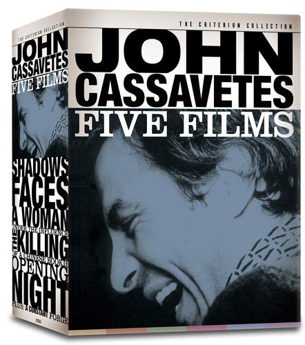 John Cassavetes: Five Films (Shadows / Faces / A Woman Under the Influence / The Killing of a Chinese Bookie / Opening Night ) (The Criterion Collection)