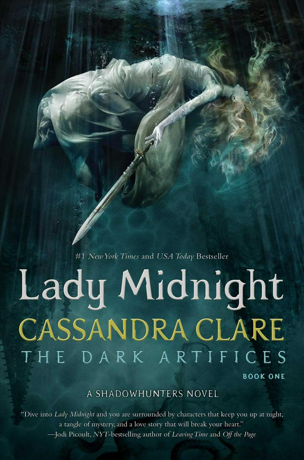 Lady Midnight by Cassandra Clare, ISBN: 9781442468351