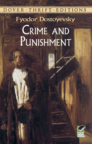 an analysis of religion in fyodor dostoyevskys in crime and punishment Fyodor dostoevsky's brothers karamazov is unquestionably one of the greatest works of world literature with its dramatic portrayal of a russian family in.