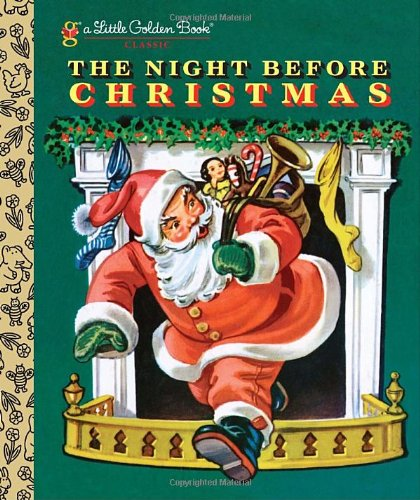 The Night Before Christmas (A Golden Books)