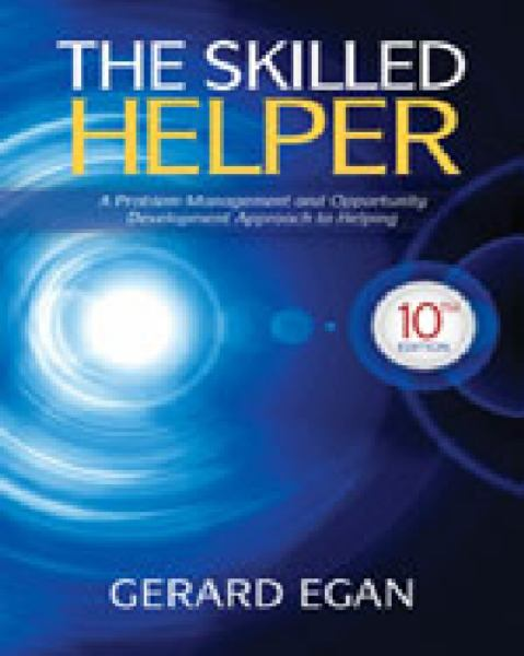 Bundle: The Skilled Helper: A Problem-Management And Opportunity-Development Approach To Helping, 10th + Student Workbook Exerci