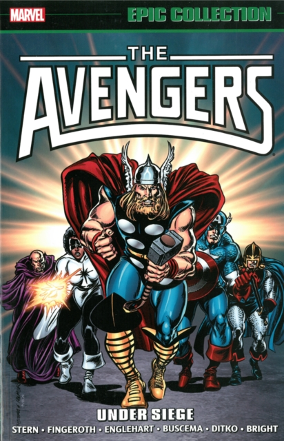 Avengers Epic Collection: Under Siege by Roger Stern, ISBN: 9780785195399
