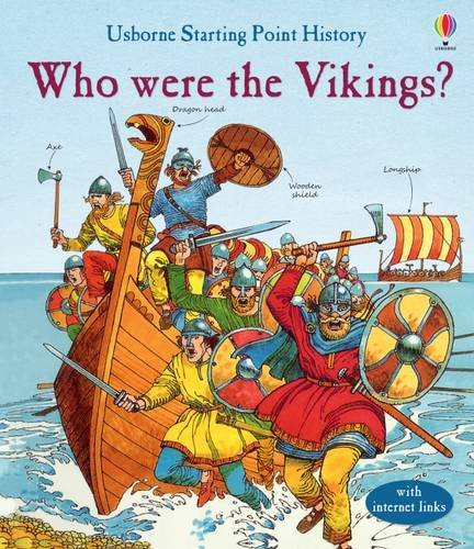 Who Were the Vikings?Starting Point History