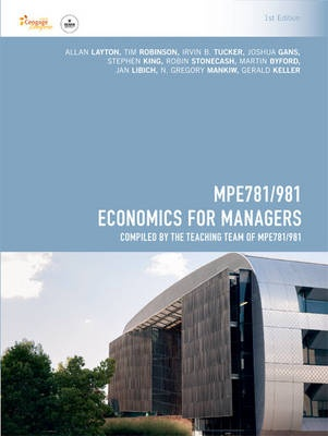 CP1070 - MPE781 Economics for Managers
