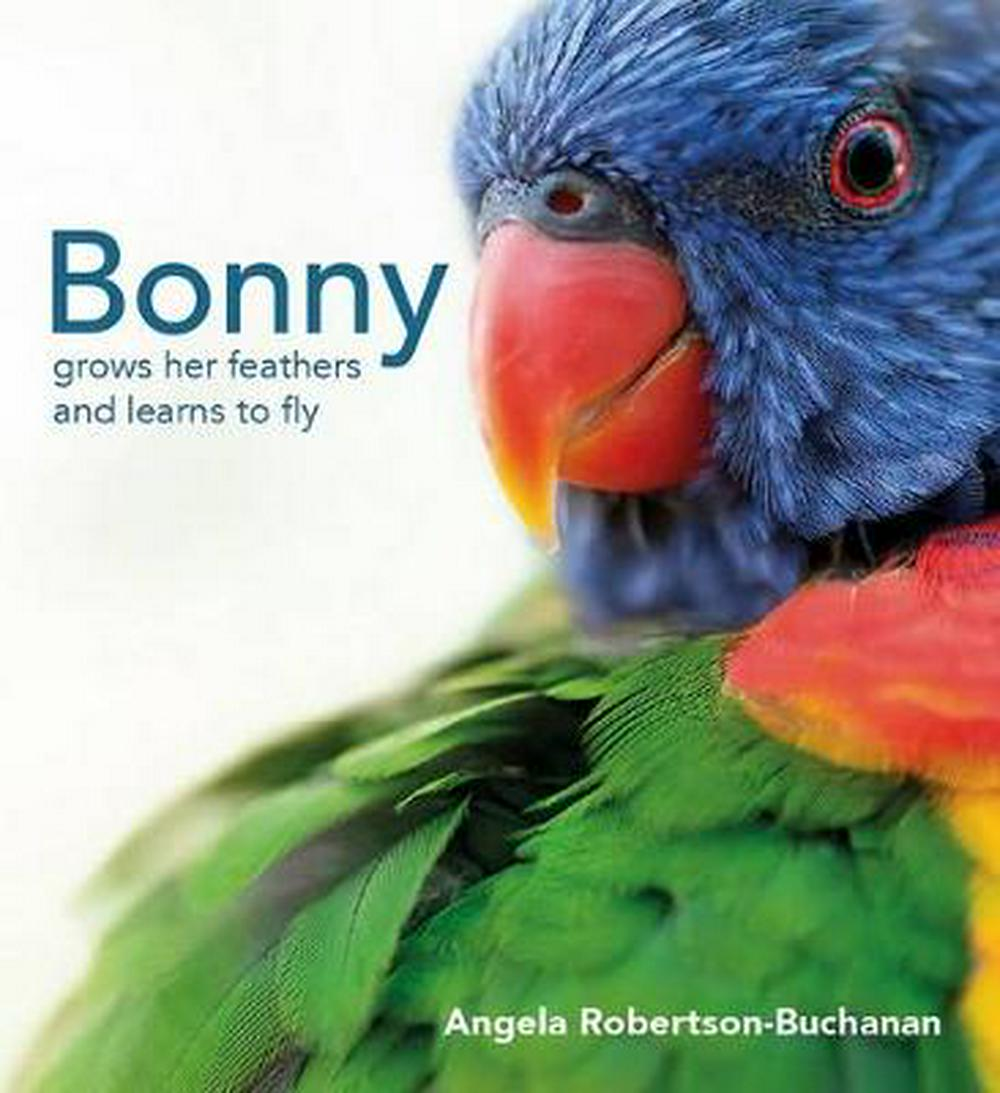 Bonny's Story H/CBonny grows her feathers and learns to fly