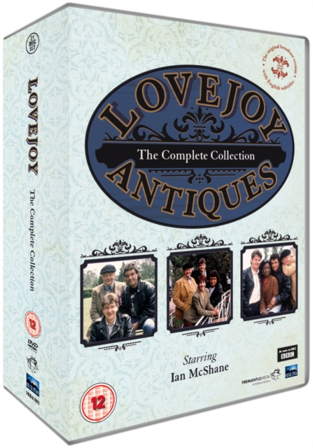 Lovejoy: The Complete Collection [Region 2] by Koch Media Ltd, ISBN: 5027182615803