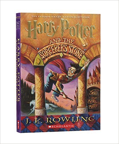 (Harry Potter and the Sorcerer's Stone) By Rowling, J. K. (Author) Paperback on 01-Oct-1999 by J. K. Rowling, ISBN: 9780547824185