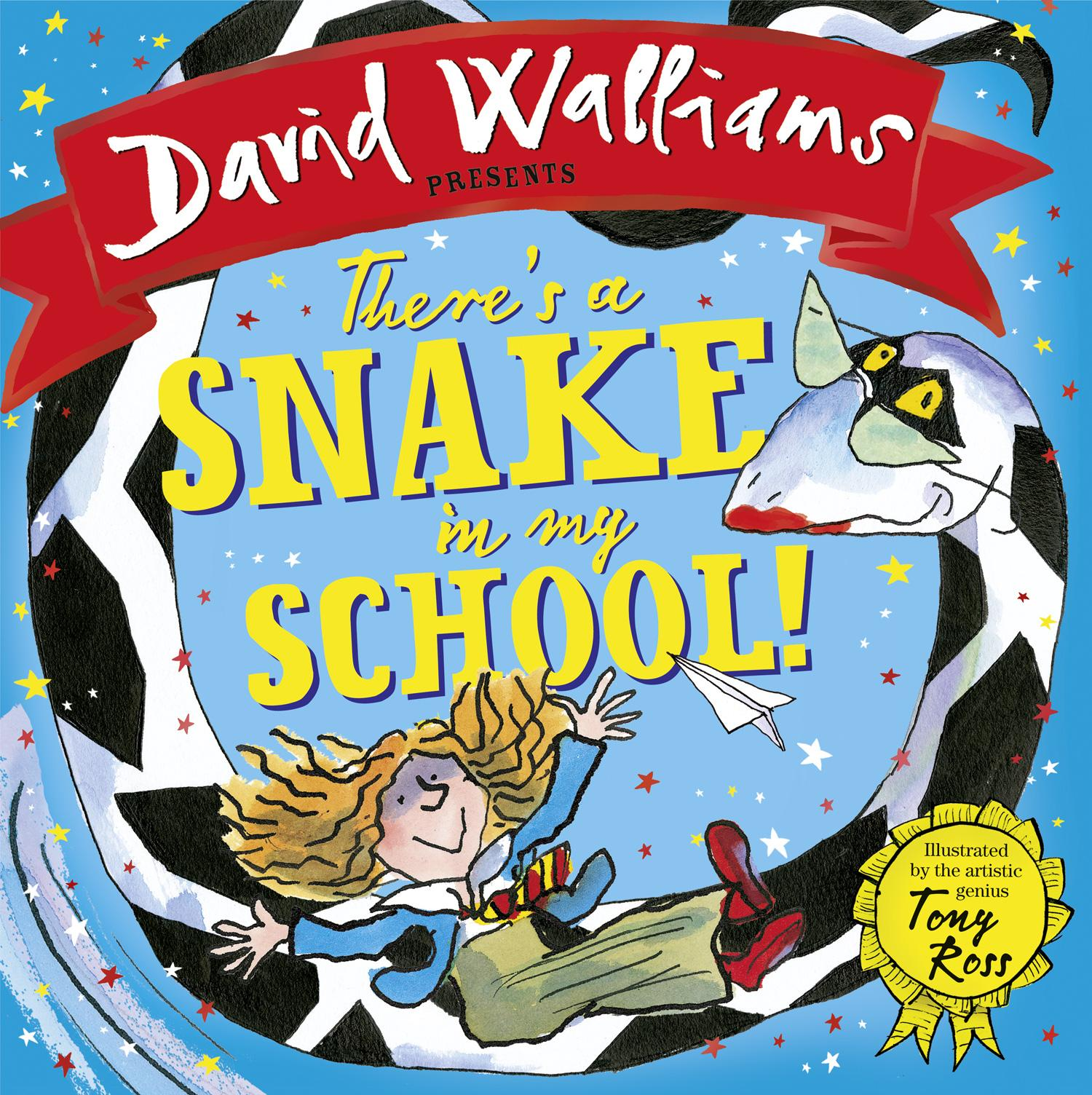 Untitled Picture Book (Read aloud by David Walliams)