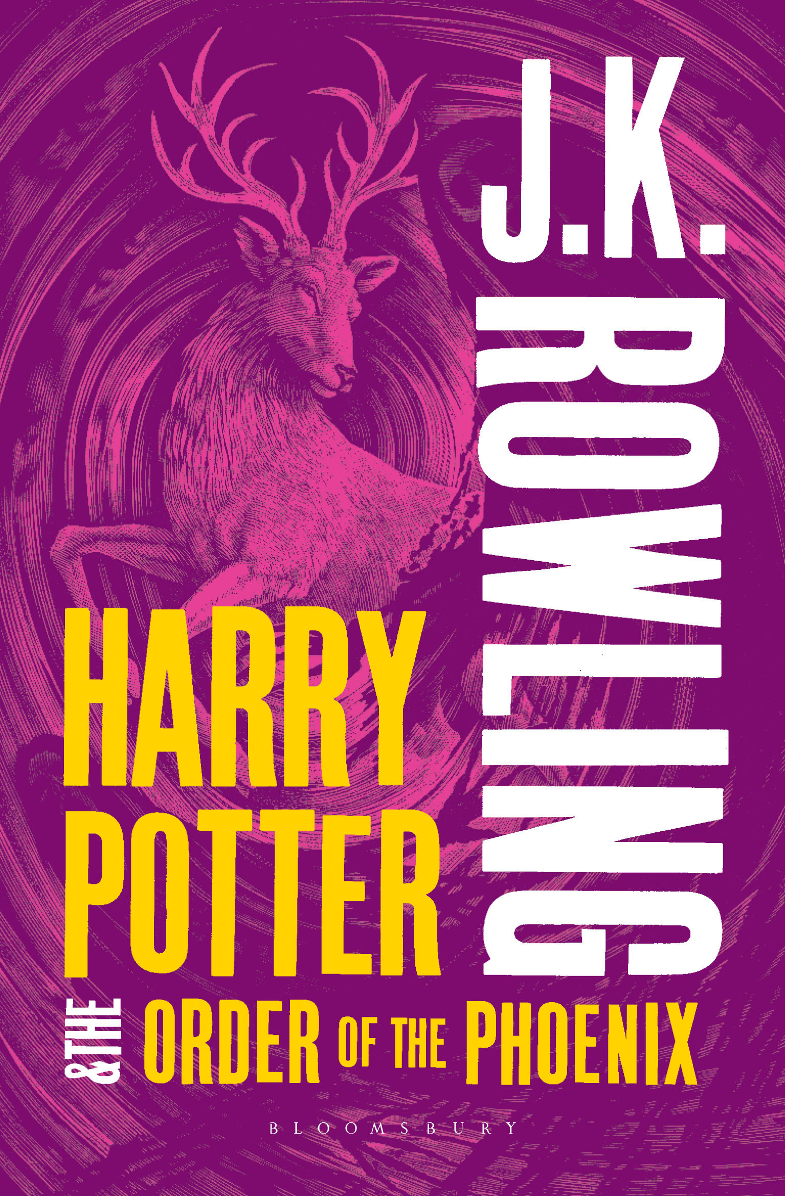 Harry Potter and the Order of the Phoenix Adult