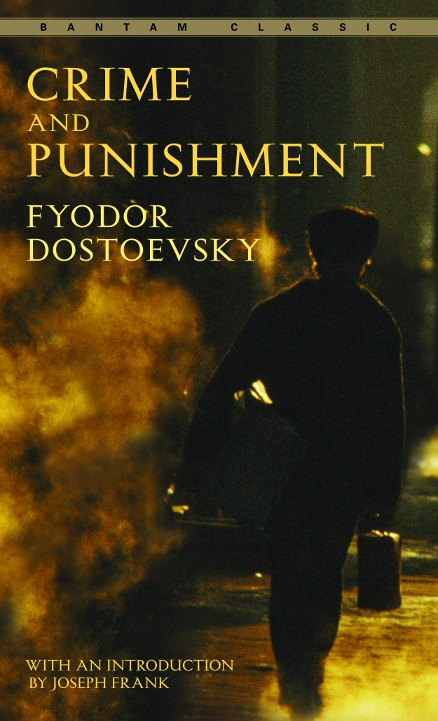 Crime And Punishment by Fyodor Dostoevsky, ISBN: 9780553211757