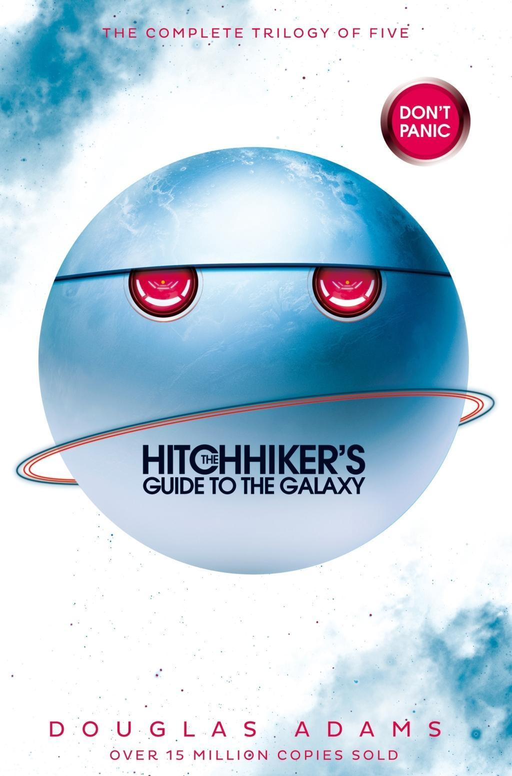 The Hitchhiker's Guide to the Galaxy OmnibusA Trilogy in Five Parts by Douglas Adams, ISBN: 9781509852796