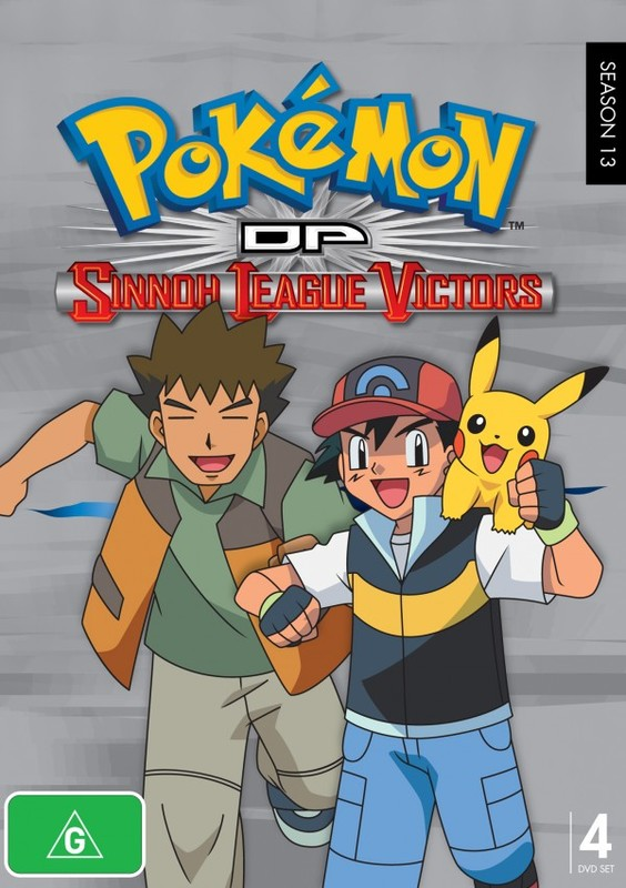 Pokemon Season 13