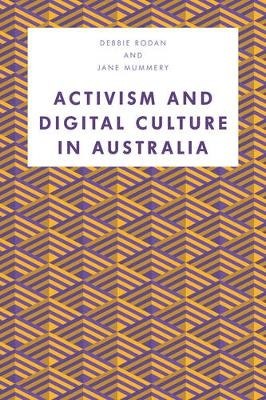 Activism Amp Digital Culture Auscb (Media, Culture and Communication in Asia-Pacific Societies)