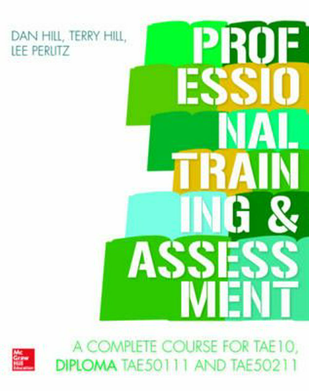 Professional Training and Assessment (Paperback)