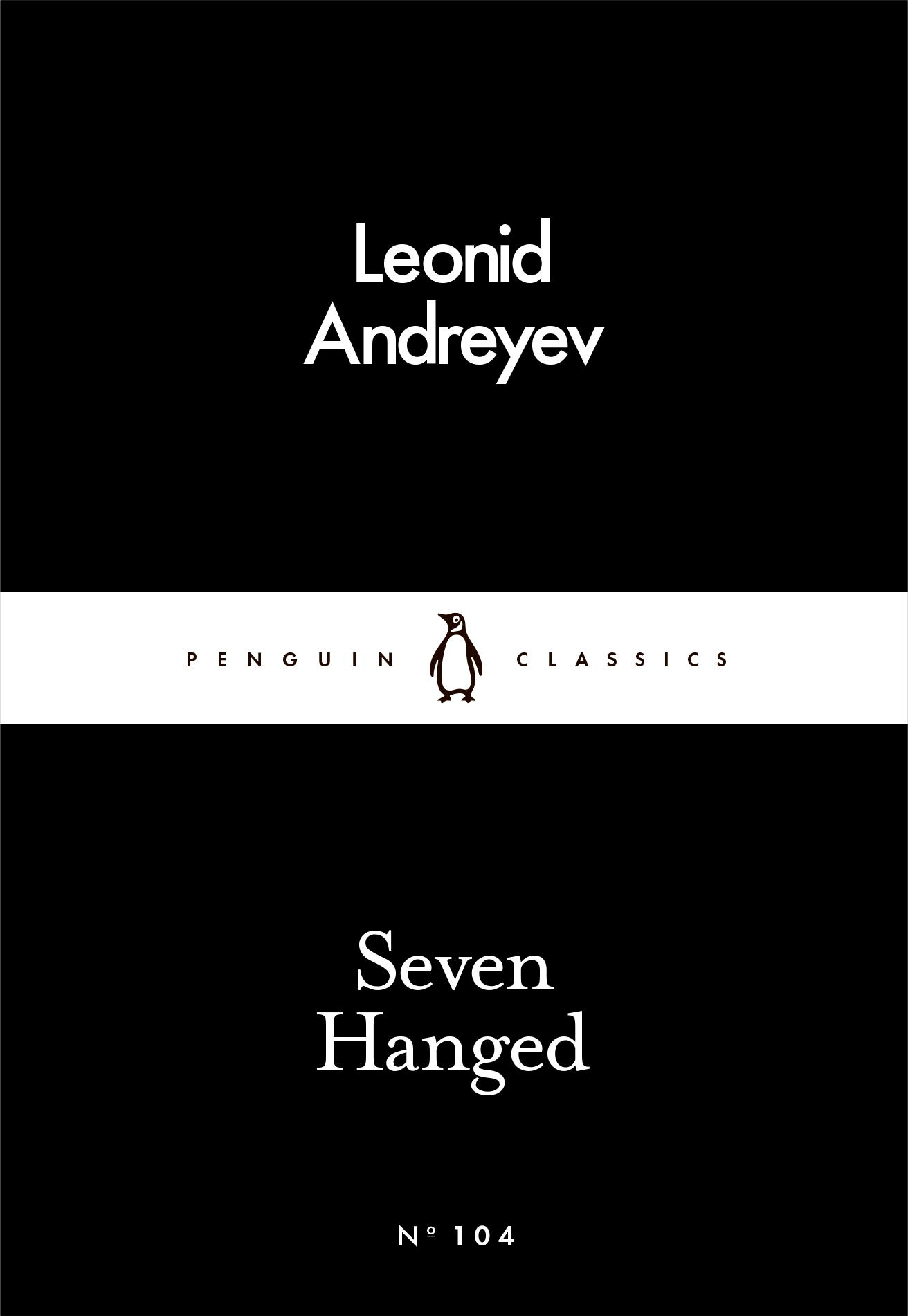 Seven Hanged by Leonid Andreyev, ISBN: 9780241252130
