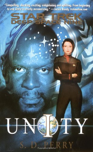 "Unity (""Star Trek by S.D. Perry, ISBN: 9780743496544"