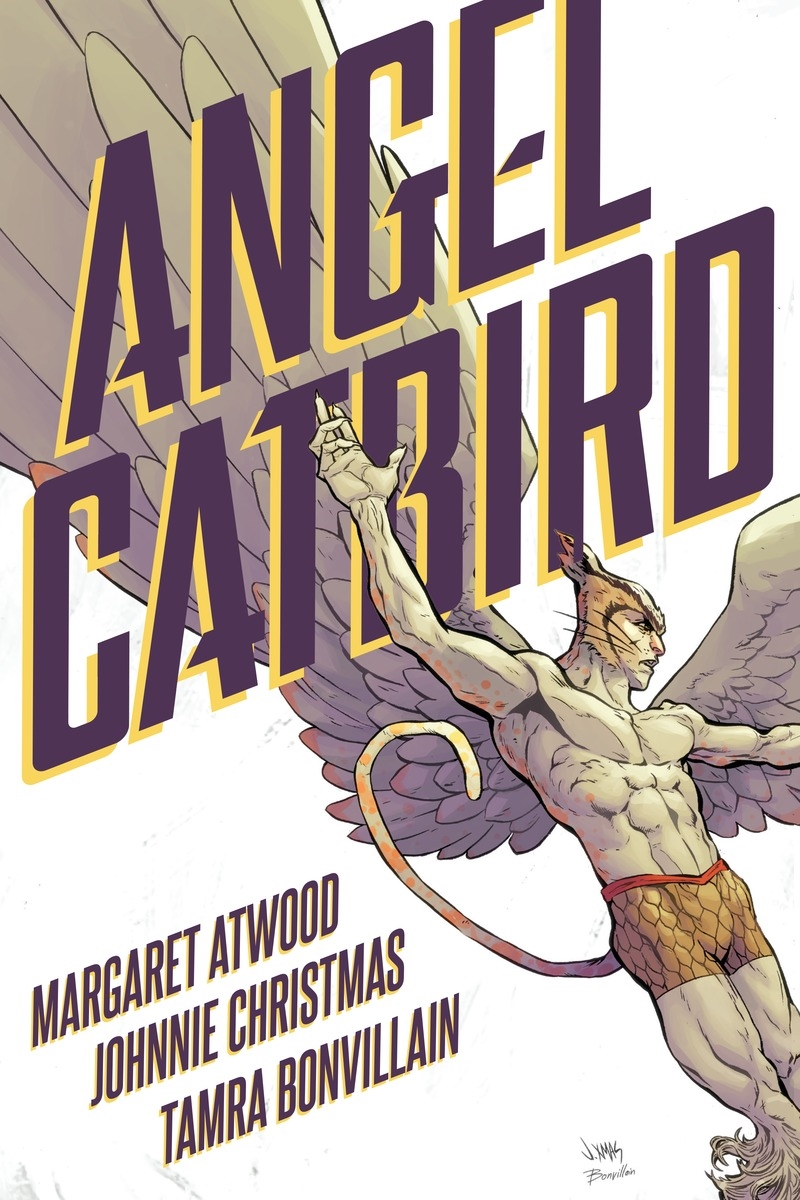 Angel Catbird Volume 1 by Margaret Atwood,Johnnie Christmas,Various, ISBN: 9781506700632