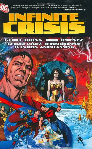 Infinite Crisis by Geoff Johns, ISBN: 9781401209599