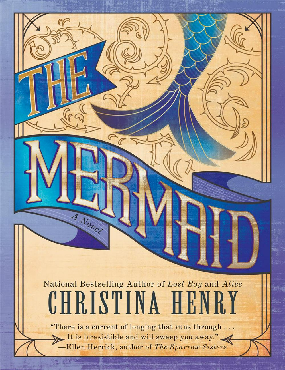 The Mermaid by Christina Henry, ISBN: 9780399584046