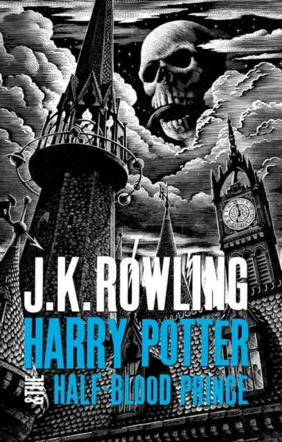 Harry Potter and the Half-Blood Prince by J. K. Rowling, ISBN: 9781408865446