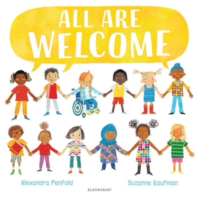 All Are Welcome by Alexandra Penfold, ISBN: 9781526604088