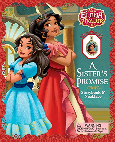 Disney Elena of AvalorA Sister's Promise: Storybook & Necklace by TBD, ISBN: 9780794438425
