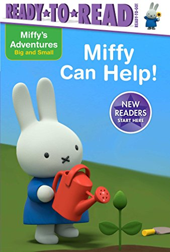 Miffy Can Help!Miffy's Adventures Big and Small