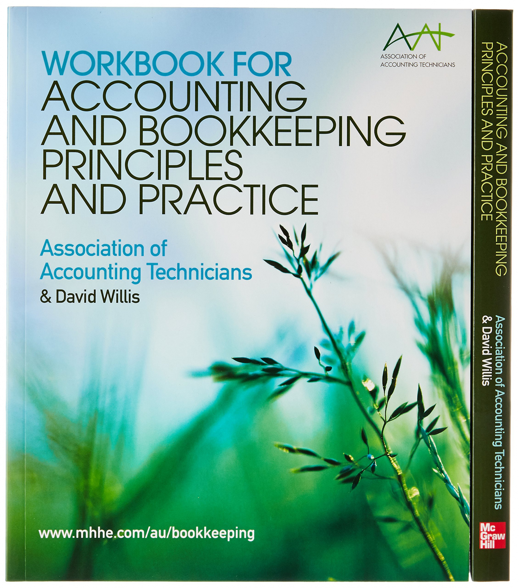 Accounting and Bookkeeping: Principles and Practice + Workbook Shrinkwrap