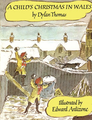 Childs Christmas in Wales (Paperback)
